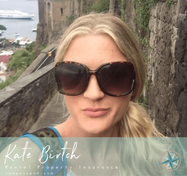 Kate Birtch, Property Insurance