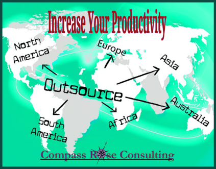 outsource to improve productivity