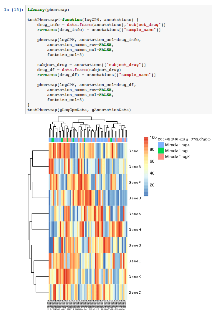 Outputting Beautiful Jupyter Notebooks (R-Kernel Edition