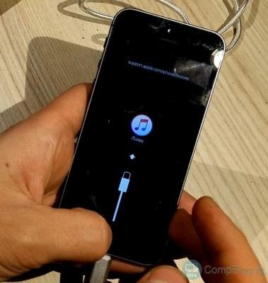 Wiederherstellungsmodus iPhone iPad