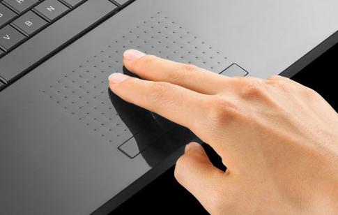 Сенсорлық тақтаның ноутбук