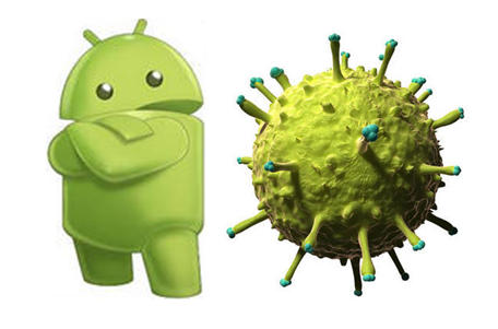 Android-де вирус