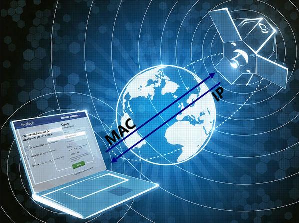 Mac és IP számítógép
