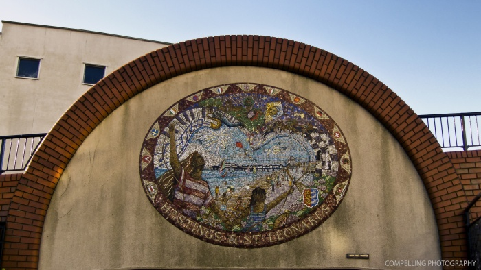 Hastings Underpass Mosaic 1