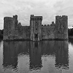 Bodiam Castle Reflected