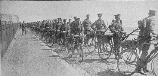 9th Hampshire Cyclists Regiment
