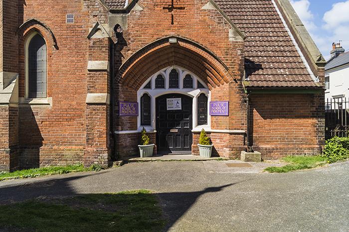St Pauls Parish Hall Now