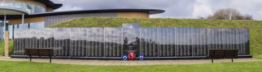Battle of Britain Memorial 4