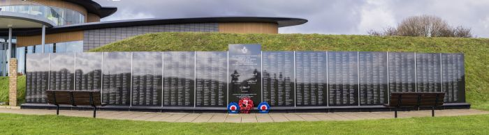Battle of Britain Memorial 4