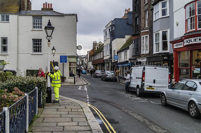 High Street, Hastings Old Town