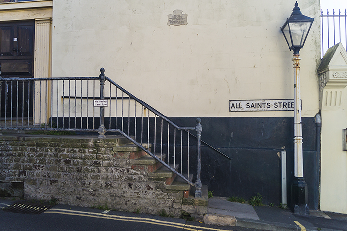 All Saints Street