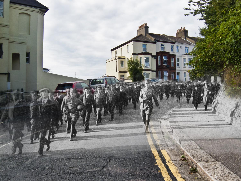 Horntye Road Soldiers