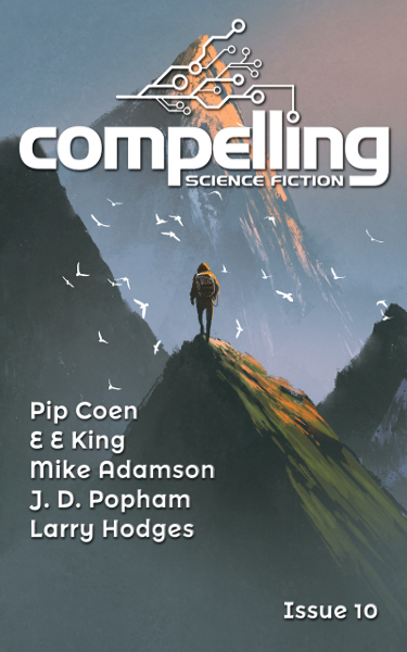 Cover of Compelling #10