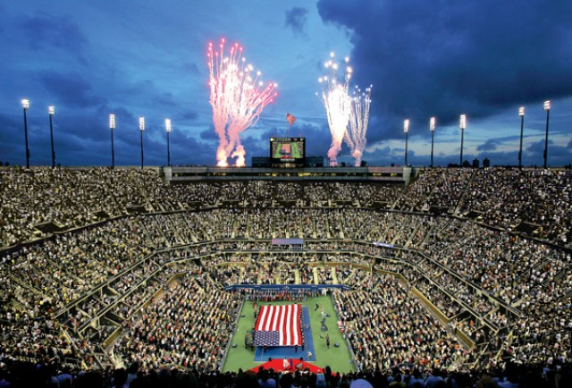 US Open: Arthur Ashe Stadium