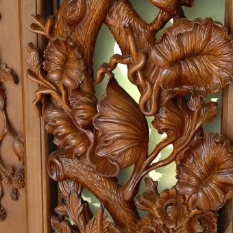 Artnouveau Door Door