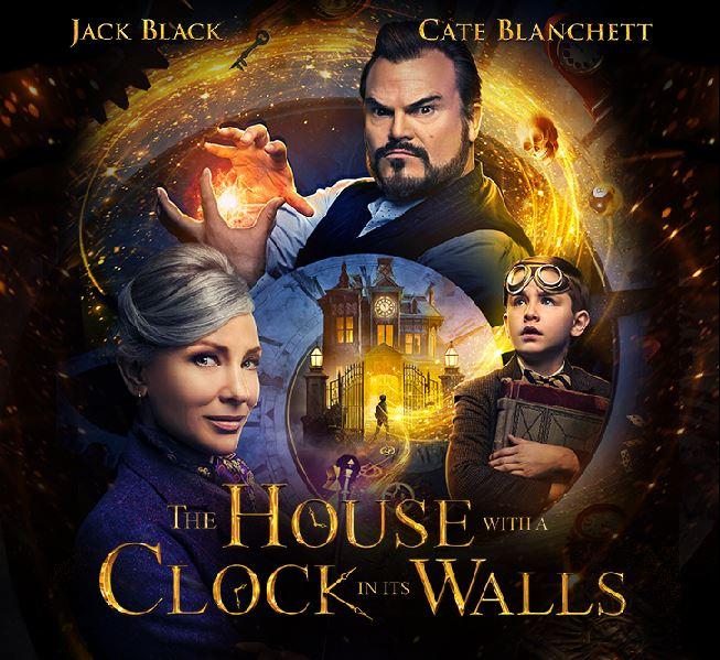 Resultado de imagen para The House with a Clock in Its Walls