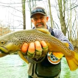 Brent Kinneer Central Pennsylvania Guided Trips
