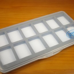 Anglers Image Ultra-Thin Large (12 Compartment Box)