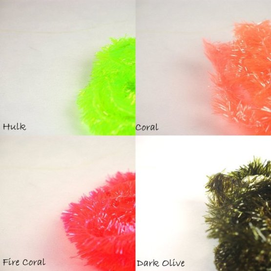 Frozen North Fly Fishing Jelly Blob Fritz (15mm)