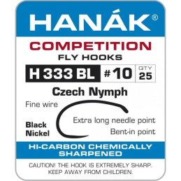 Hanak H 333 BL Czech Nymph Hook