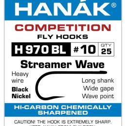 Hanak H 970 BL Streamer Wave Hook