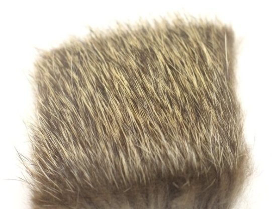Nature's Spirit Nutria Dubbing Fur Piece