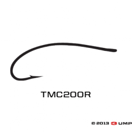 Tiemco 200R Dry/Nymph Hook