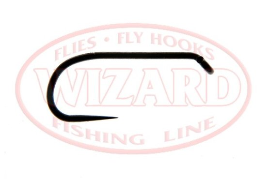 Wizard WN-2 (276BL BN) Nymph/Wet Fly Hook