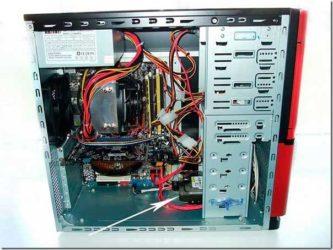 Как добавить второй жесткий диск в компьютер? - Компьютеры ...