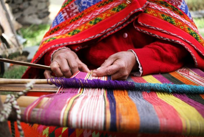 Native Weaving