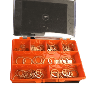 Metric copper washer