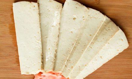Ginger and Shitake Marinated Tofu