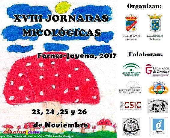 XVIII Jornadas Micológicas
