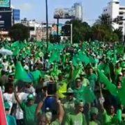 """Marcha verde: """"Estamos acostumbrados a discurso protocolar para marear a la población"""""""