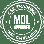 JHSC Training - CSR Training