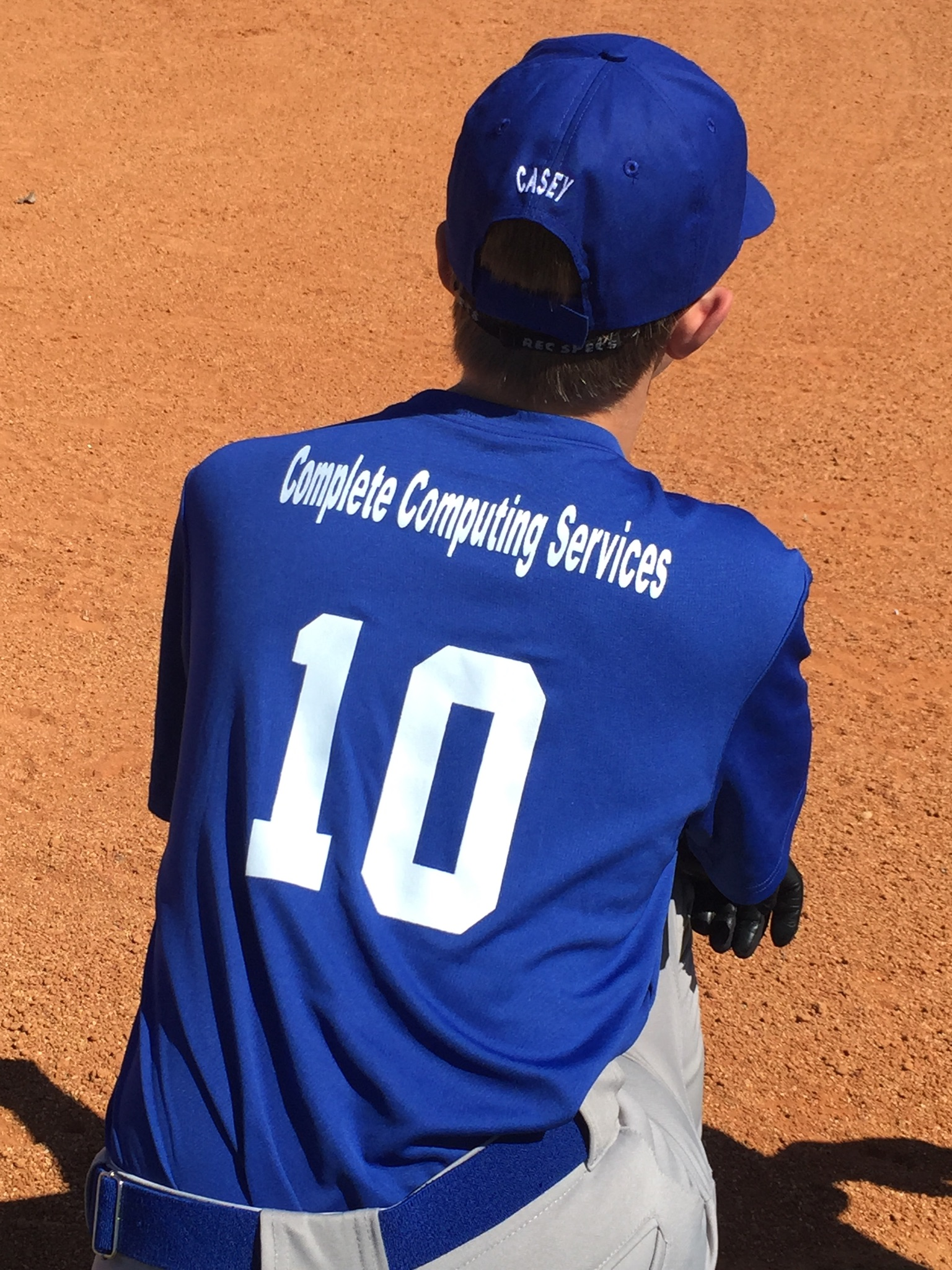 CCS sponsors the TSA Blue Jays baseball team