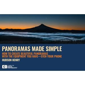 Panorama ebook: Cover