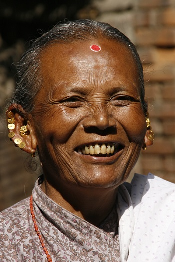 Old Elderly Huge Big Smile How to become a positive thinker part 2