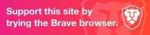 brave browser 1