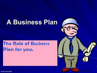 THE ROLES OF BUSINESS PLAN/STARTUP NEEDS
