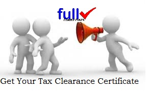 How To Get Company Tax Clearance Certificate - In Nigeria.