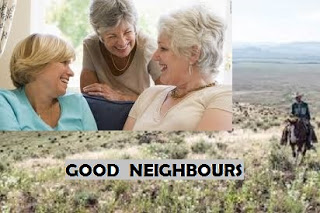 DIVINE NEIGHBOURHOOD  LAWS OF JUSTICE AND MERCY