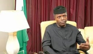 Nigeria's V.P. Osinbajo: Doing business in Nigeria is getting easier