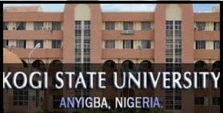KOGI STATE  UNIVERSITY ANYINGBA RECRUITING 60 LECTURERS - READER