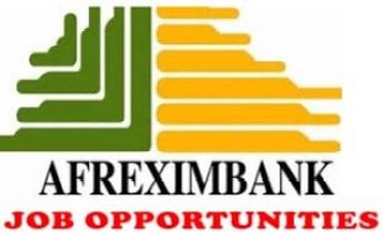 The African Export Import Bank (Afreximbank) Recruitment: Manager, Intra-African Trade Facilitation