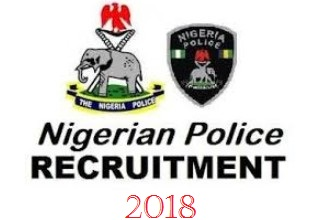 Nigeria Police 2018 Constable Recruitment Form Guidelines