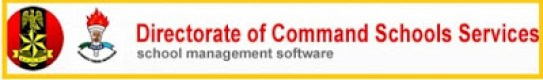 ARMY DCSS - 2018 SCHOOL ADMISSION/ COMPREHENSIVE LISTOF SCHOOLS