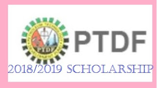 PTDF 2018/2019 OVERSEAS M.SC SCHOLARSHIP SCHEME/ PTDF STRATEGIC PARTNERSHIPS SCHOLARSHIP WITH GERMANY, FRANCE & CHINA