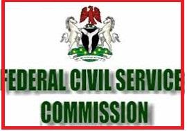 Federal Civil Service Commission (FCSC) Career Recruitment 2018/2019/ Current Recruitment @ FCSC