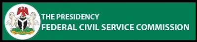 Federal Civil Service Commission (FCSC) 2018/2019 Recruitment For Government Offices